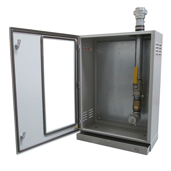 Incroyable Fuel Tank Fill Point Cabinet Example Installation