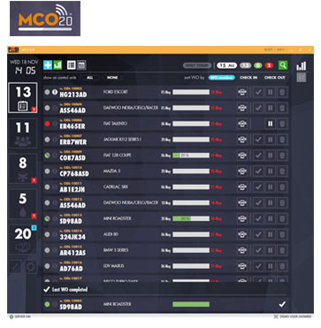 Piusi MCO 2.0 Oil Management System - Software