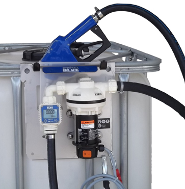 Electric IBC DC AdBlue Pump Pro