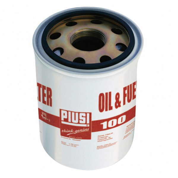 Piusi Fuel Tank Filter 100lpm Element