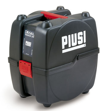 Piusibox 12v Portable Diesel Transfer Pump