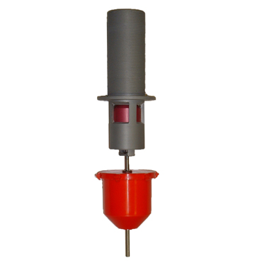 "SpillStop 2"" Overfill Prevention Valve - Plastic Tank"