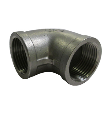 Stainless Steel Elbow Hose & Pipe Fitting