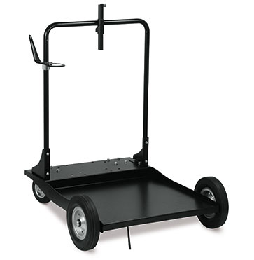 Drum Trolley - 4 Wheels
