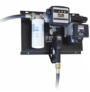 Piusi Wall Mounted Diesel Transfer Pump + Filter