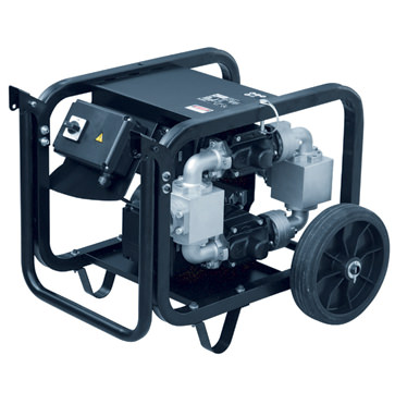 Piusi ST 200 Diesel Transfer Pump with Portability Kit