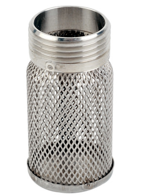 Stainless Steel Basket Strainer