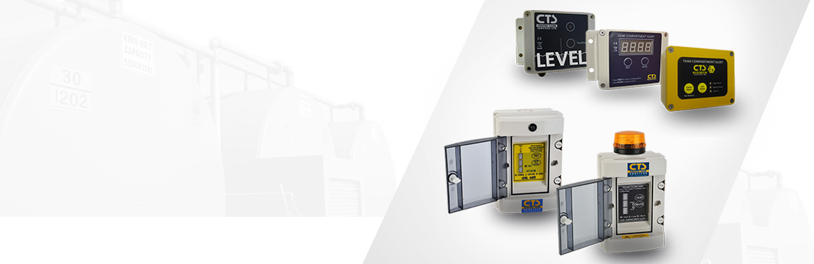Industry leading CTS tank alarms.
